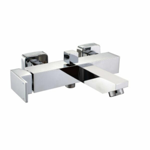 Monomando de baño - Serie Cube
