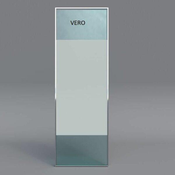 Mampara de ducha serigrafiado VERO